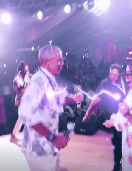 Watch: Obama Dancing At Maskless Martha's Vineyard Birthday Bash