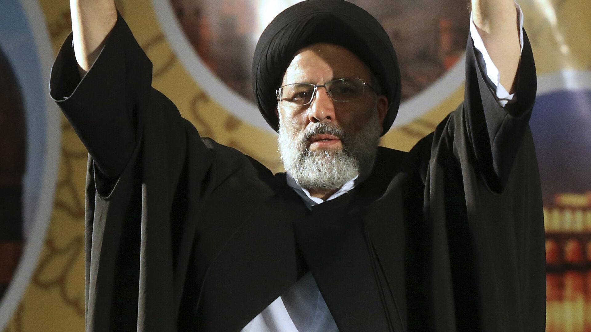 "Iran's New Hardline President Sworn In, Vows 'Resistance' To ""Arrogant"" West"