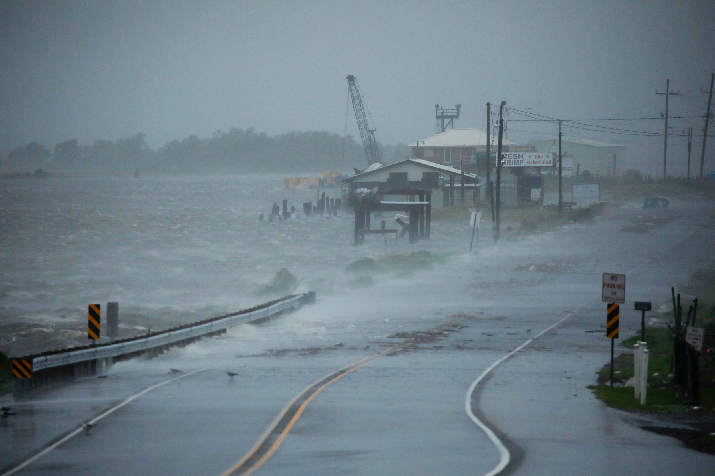 First Casualty, Millions Left Without Power, As Hurricane Ida Makes Landfall In Louisiana
