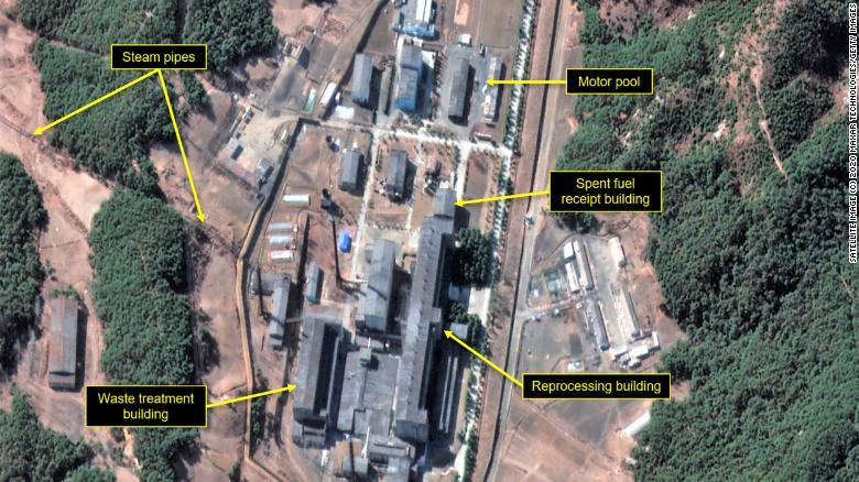 North Korea Restarted Its 5MW Reactor To Produce Plutonium: IAEA