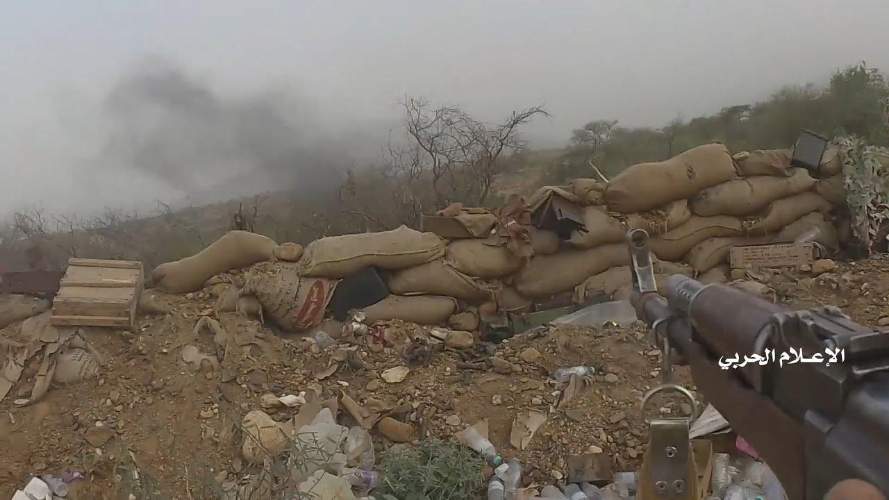 Combat Footage: Houthis Raid Saudi Military Post On Border With Jizan (18+)