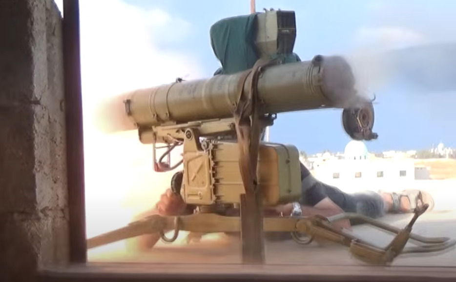Kurdish Forces Killed Two Civilians, White Helmets Member In Northern Aleppo With Guided Missiles (Video, Photos)