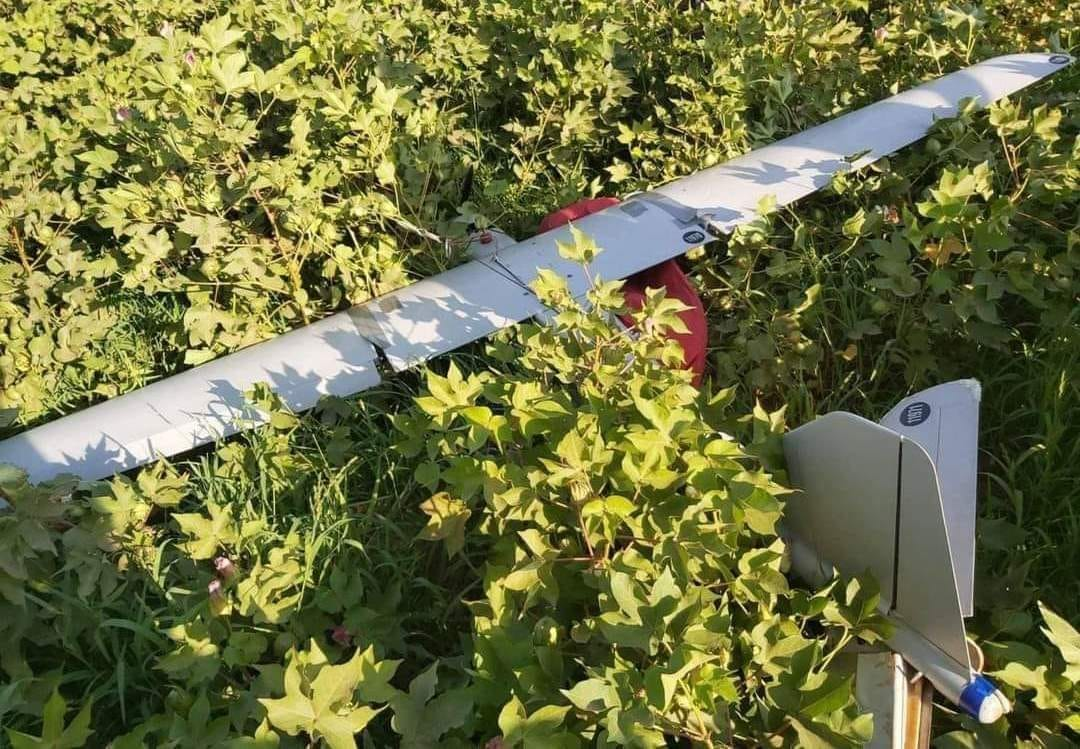 Russian Orlan-10 Drone Crashed In Northeastern Syria, Fourth This Year