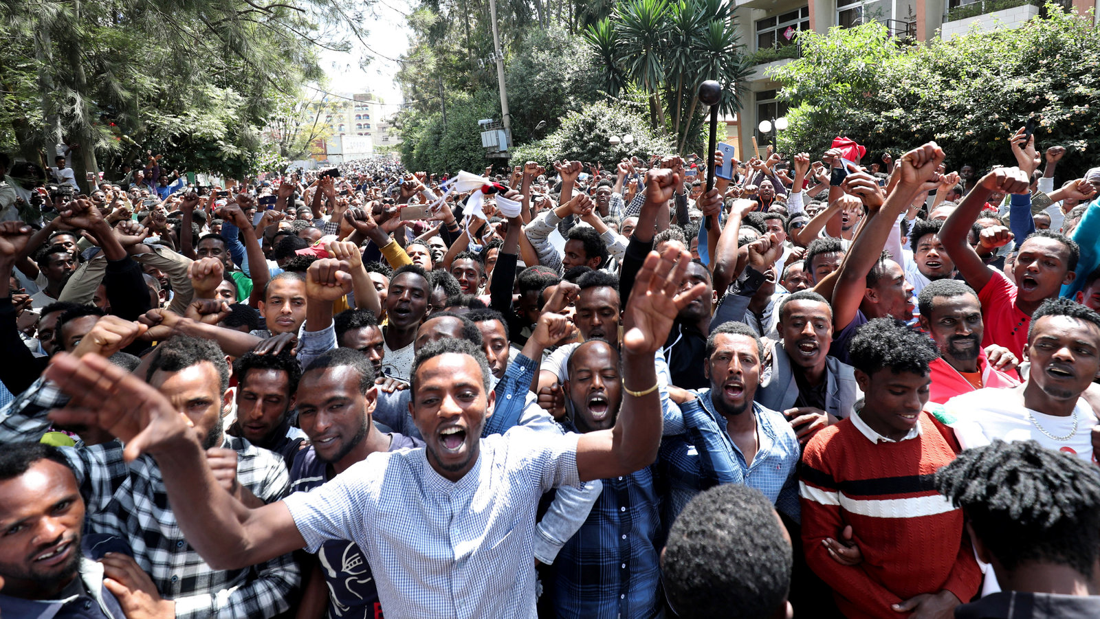 Ethiopia At The Crossroads. Or Is It The End Of The Road?