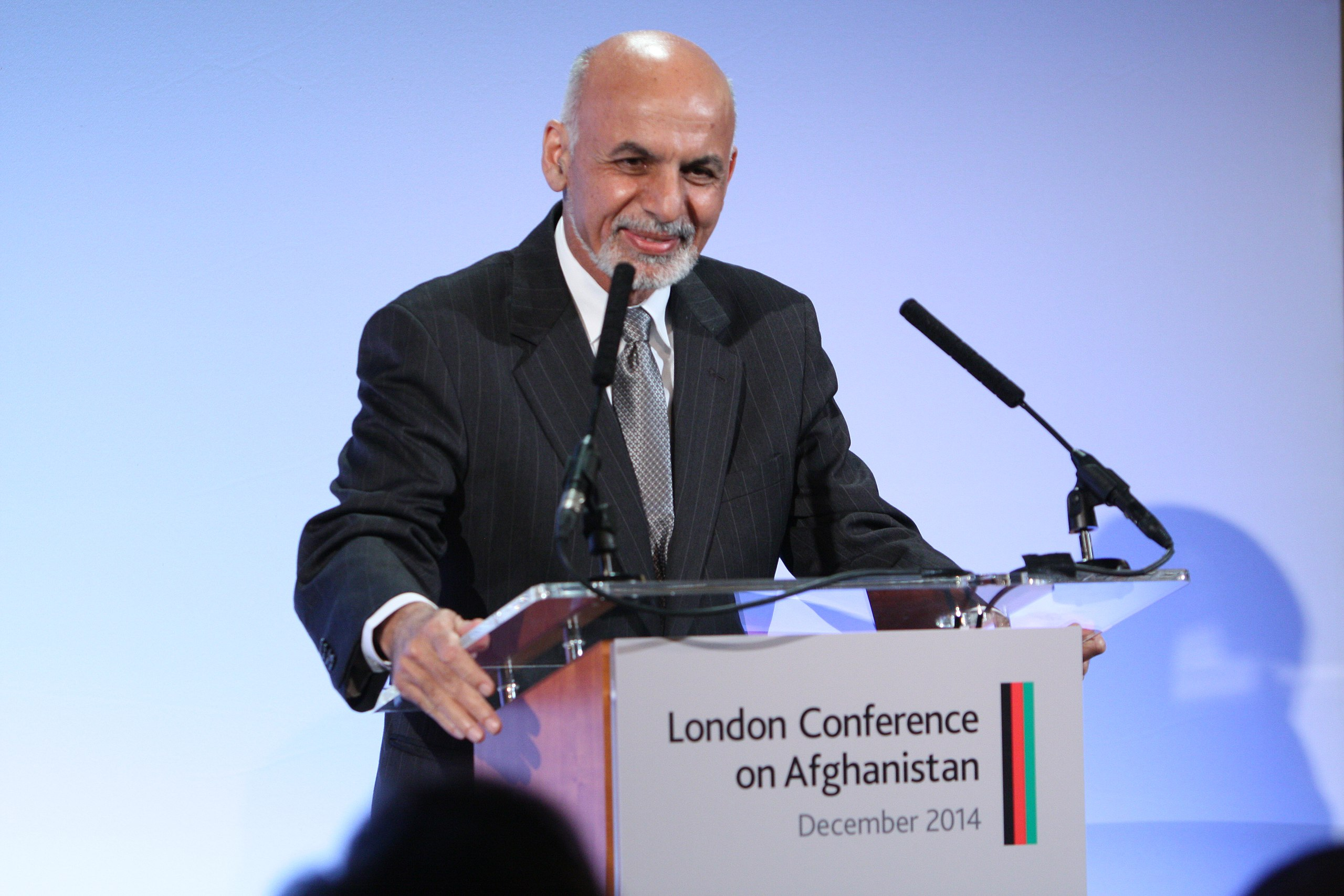 Ashraf Ghani Settles In United Arab Emirates After Fleeing Afghanistan With Helicopter Full Of Cash