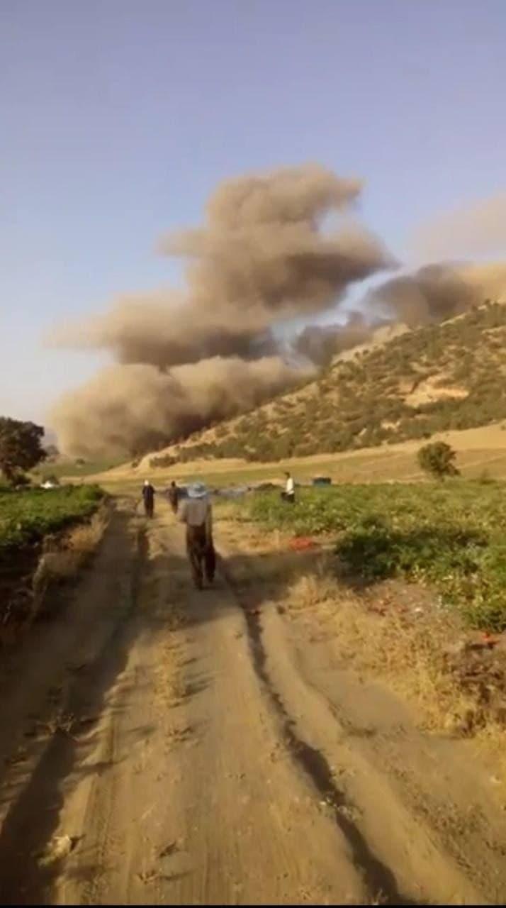 Dozens Of Turkish Warplanes Pound Iraqi Kurdistan. Casualties Reported (Photos, Videos)