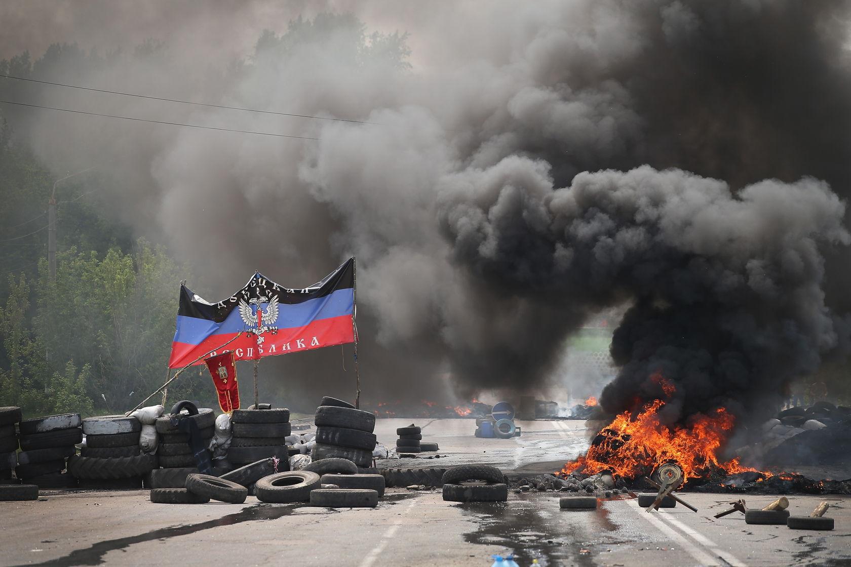 Violence Against Civilians In Ukraine Seen As Genocide