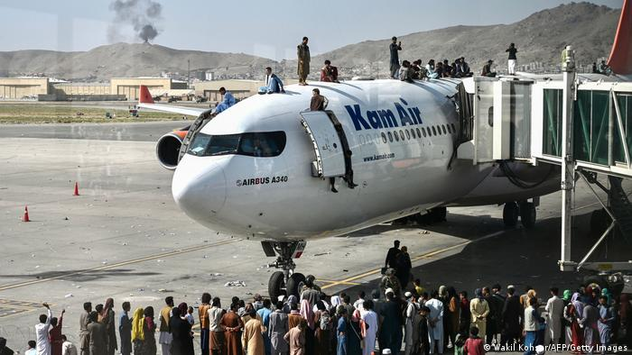 Two Britons, Child Of British National Killed In Kabul Airport Suicide Bombing