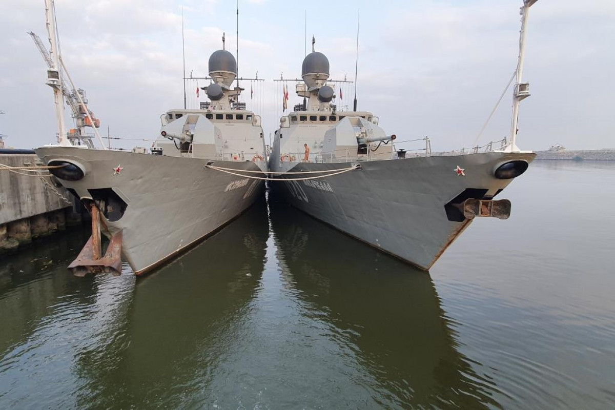 Russia, Azerbaijan, Iran And Kazakhstan To Hold Joint Naval Exercises In The Caspian Sea