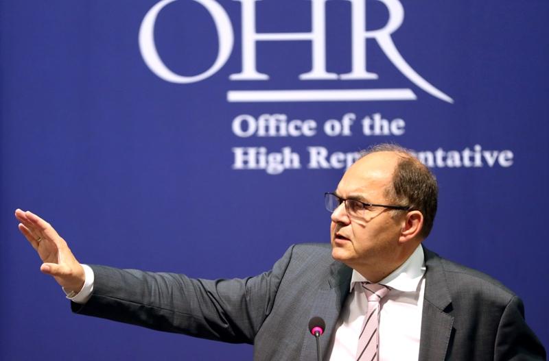 Election of Schmidt to High Representative of BiH Violates UN Security Council Protocols