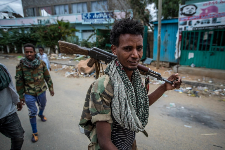 TPLF And Oromo Liberation Army Form Military Alliance Against Ethiopia's Central Government