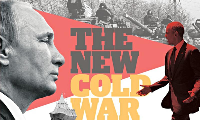 Cold War 2.0: It's Liberalism VS Conservatism