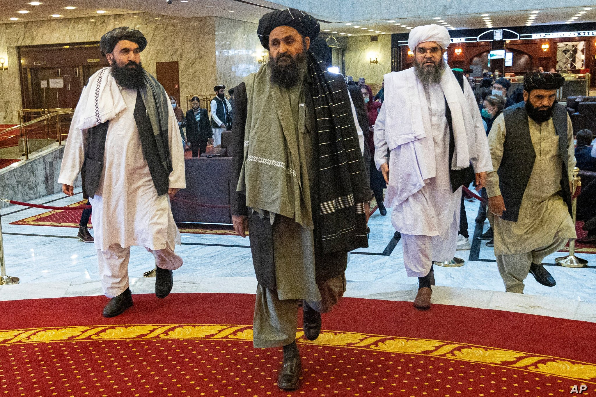 UPDATED: Taliban's Leader Came To Kabul To Get Power Over Afghanistan (Videos)