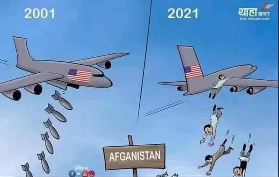 Nasrallah: Afghanistan is worst debacle in US history, Biden hopes for civilwar