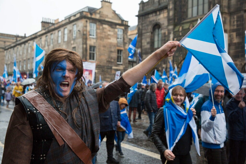 Forget Freedom. Scotland Is Championing Totalitarian Liberalism