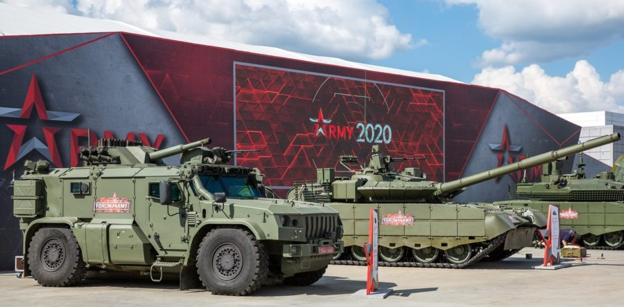 Russian Armed Forces Waiting For Their Upgrades Following Army-2021
