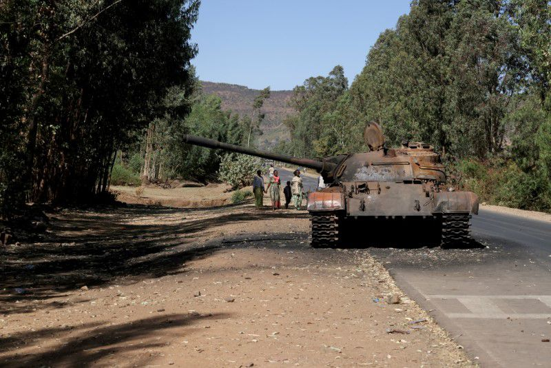 Ethiopian Government Calls On Citizens To Mobilize And Crush Tigray's Forces