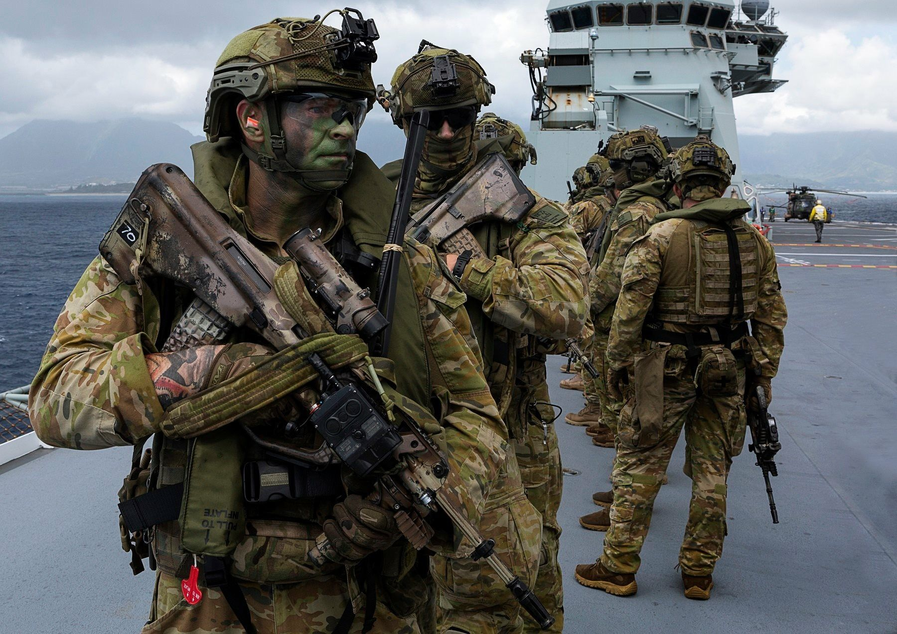 Call in the Khaki: The Australian Defence Force and COVID-19