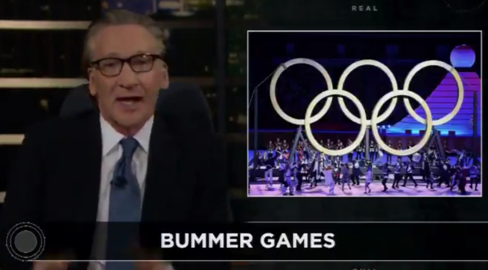 """Bill Maher Rips Woke Mentality Now Driving Olympic Games: """"Belongs In Stalin's Russia"""""""