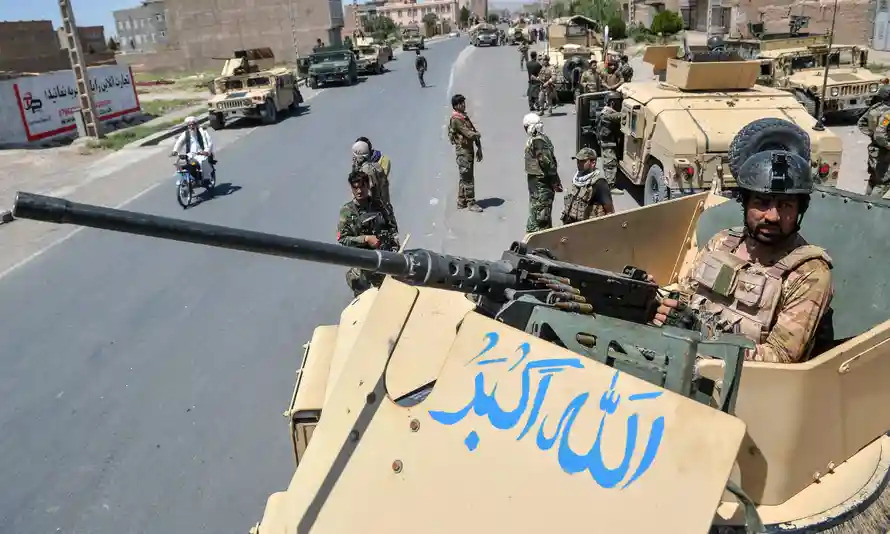 """Afghan Army And """"Lion Of Herat"""" Push Taliban Back, As Public Defies Taliban"""
