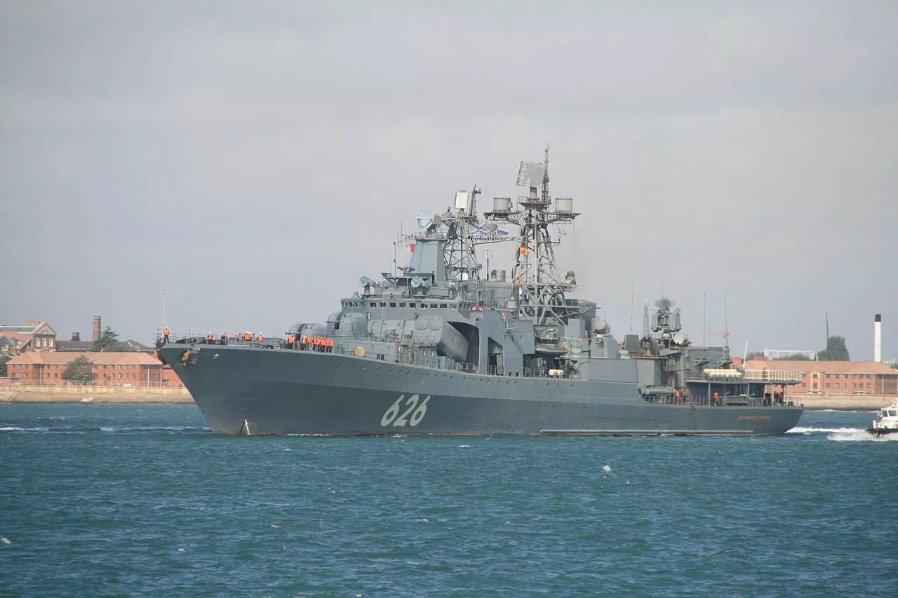 Spain Blocks Port Call By Russian Warships In Ceuta