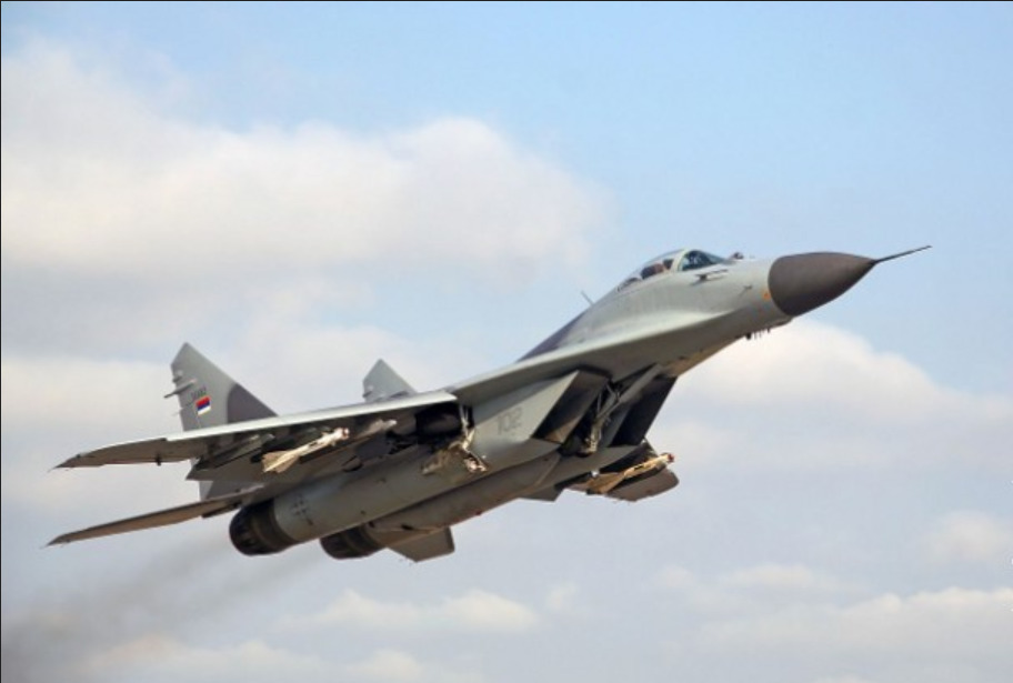 Second Russian Military Aircraft Crashed In Two Days