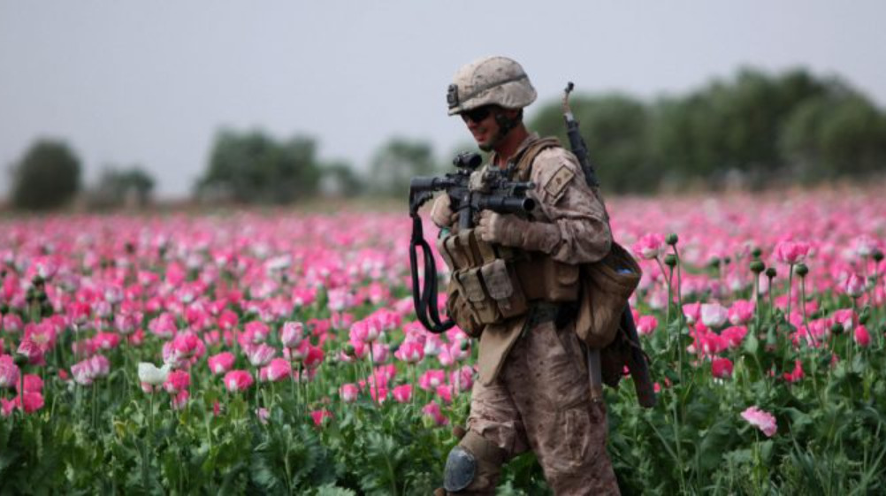 """Afghanistan's """"Color Revolution""""? Narcotics and the Opium Trade"""