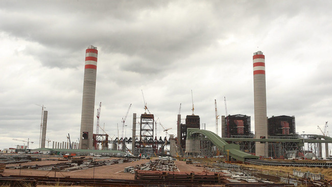 Explosion At South Africa's Largest Power Plant One Week After It Began Operation