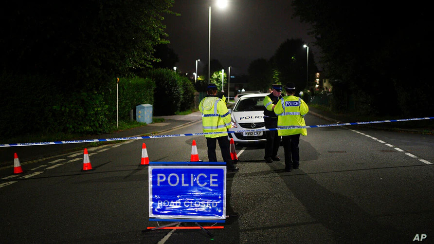 Six Killed, Including Child, In Mass Shooting In England