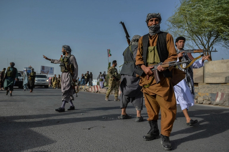 """Taliban Says """"All Afghans"""" Should Feel Safe Under Their Islamic Emirate"""
