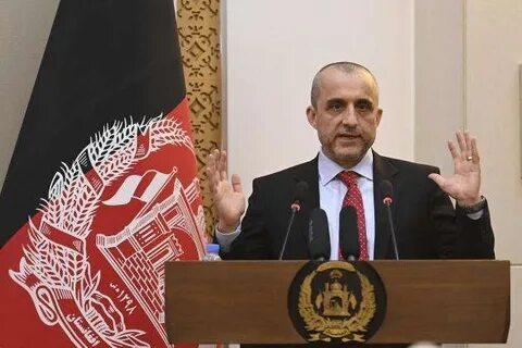 Afghan VP Saleh Declares Presidency, Organizes Resistance