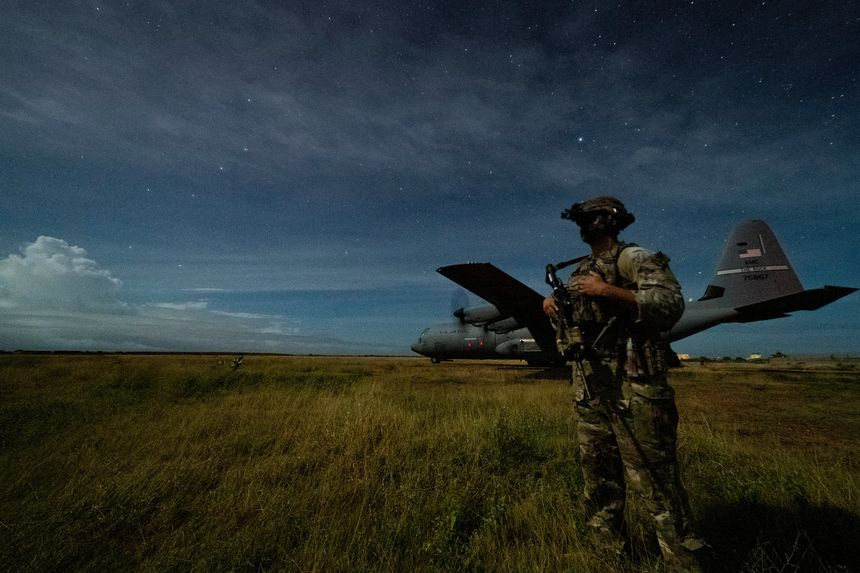 U.S. Carries Out Third Airstrike On Somalia's Al-Shabaab Militants In Two Weeks
