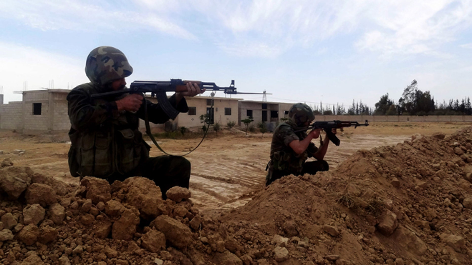 Syrian Army Foiled Attack In Eastern Daraa, Killed Six Gunmen (Photos)