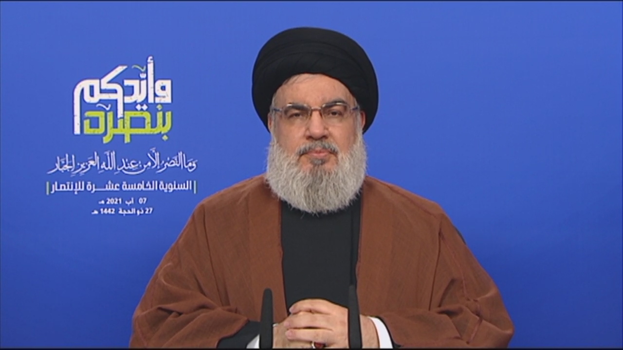 Hezbollah Secretary General: We Will Not Allow Israel To Change Rules Of Engagements