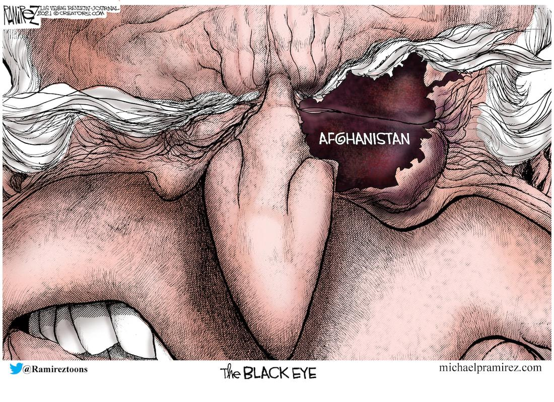 """Media Turns On Biden: """"Why Do You Continue To Trust The Taliban Mr. President?"""""""