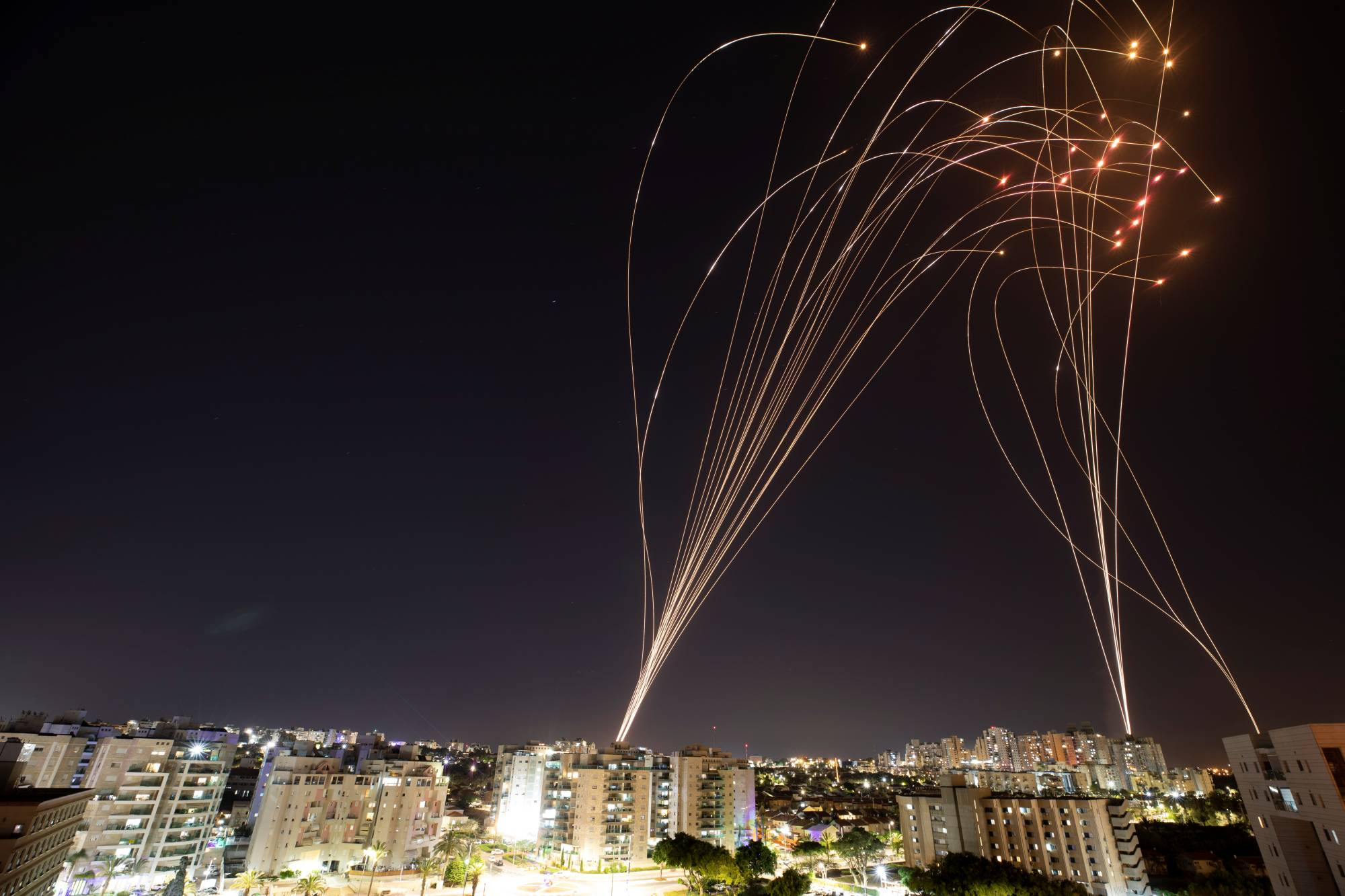 U.S. Opts Out Of Purchasing Israeli Iron Dome: Defense News