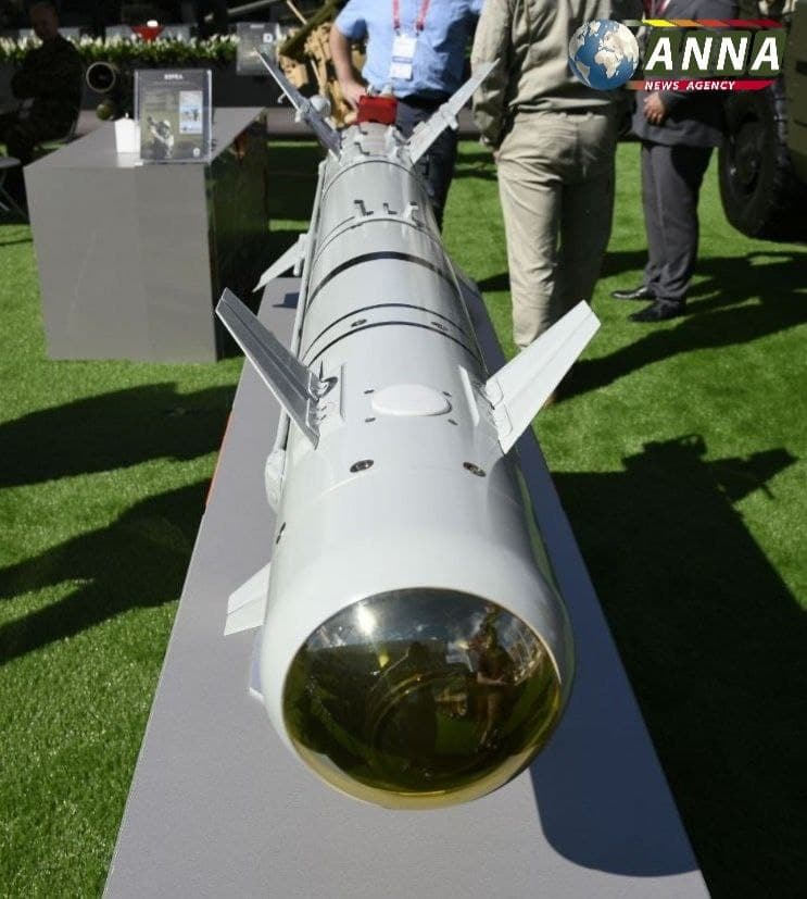 Russia Unveils New Non-Line-Of-Sight Precision-Guided Missile Tested In Syria (Photos)