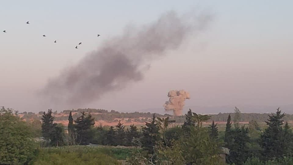 Russian Warplanes Bombed Militant Camp On Turkish-Controlled Territory In Syria's Afrin (Videos)