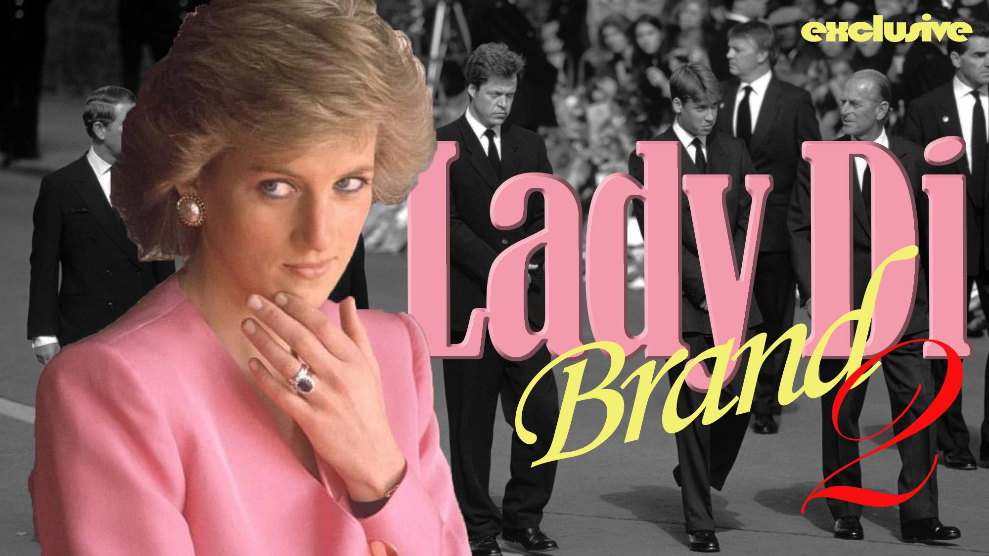 "Part 2: Alternative View Of ""Lady Di"" Brand"
