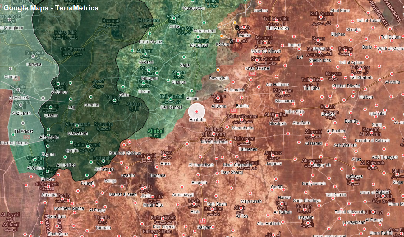 Six Syrian Officers, Soldiers Killed In 'Suicidal Raid' By HTS' Uzbek Terrorists In Greater Idlib