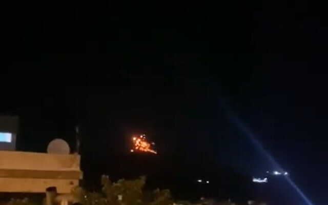Syria Intercepts Several Israeli Strikes On Its Soil