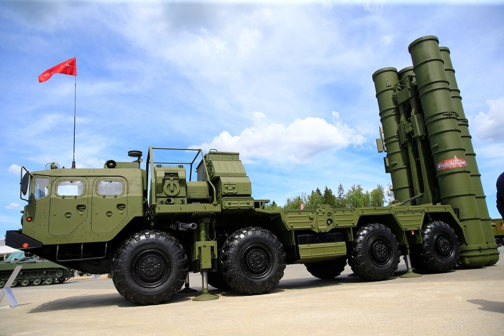 Turkey Expected To Order Another S-400 Missile Defense System