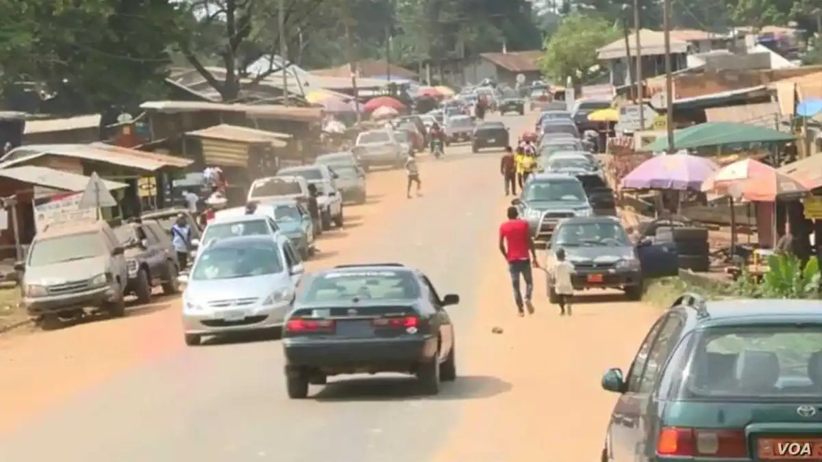 Thousands Flee Ethnic Violence In Cameroon