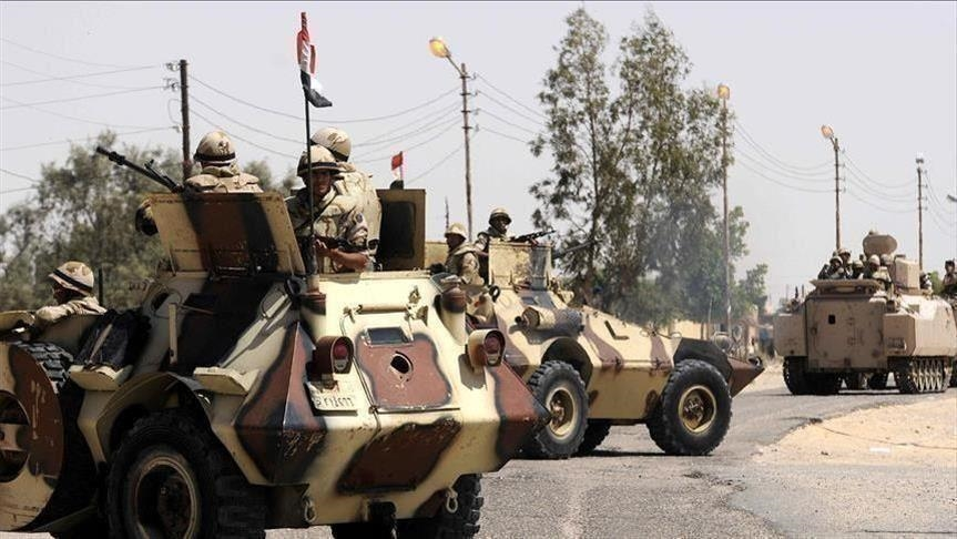Eight Egyptian Soldiers Killed In ISIS IED Attack In Northern Sinai