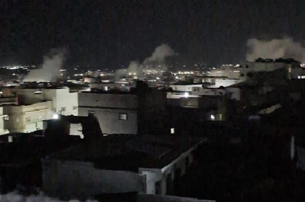 More Than 20 Wounded In Large-Scale Rocket Attack On Turkish-Occupied Al-Bab In Northern Syria (Videos)