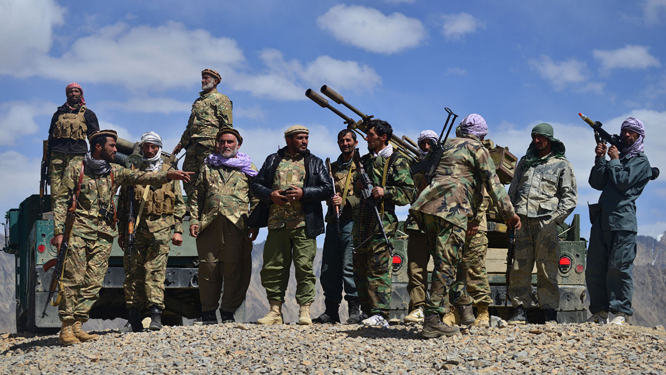 Russia Concerned ISIS, Other Terrorist Organizations' Members Will Infiltrate From Afghanistan