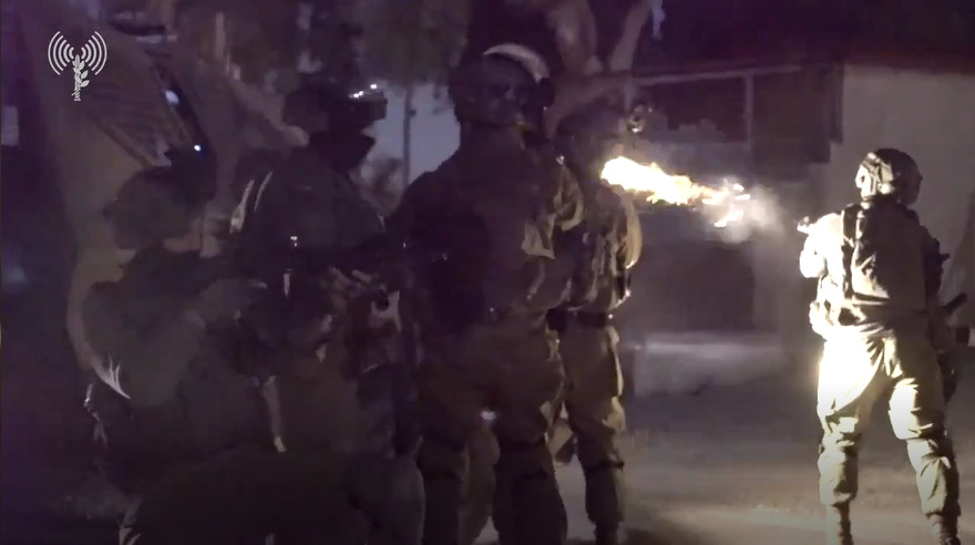 Prison Break Is Over: Last Two Palestinian Escapees Apprehended By Israeli Army (Videos, Photos)