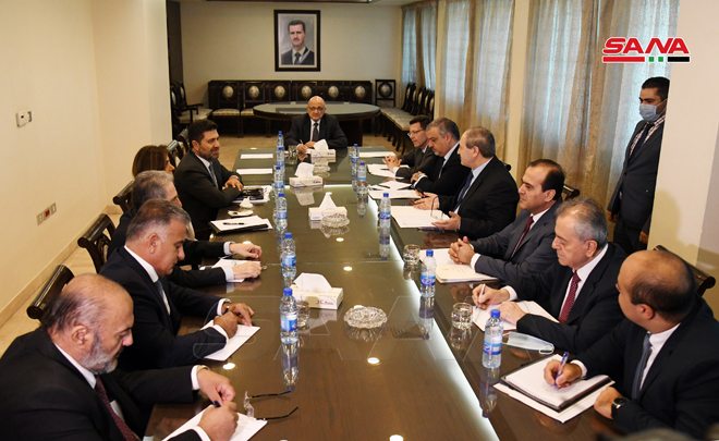 Syria Approves US Plan To Provide Gas, Electricity For Lebanon