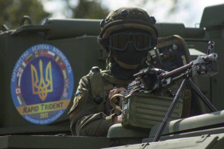 Washington And Kiev Start Provocative Drills On Russian Border