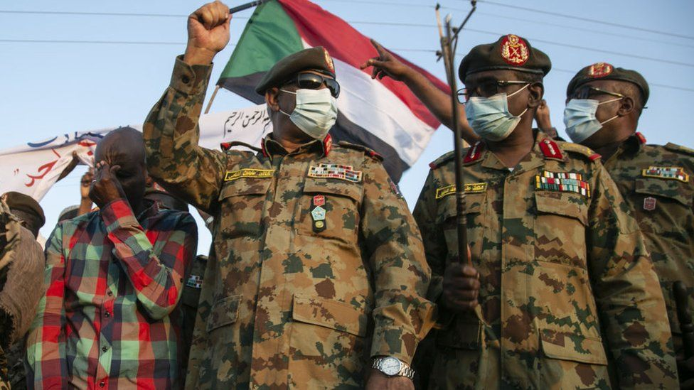 Sudan's Military Claims It Repelled Incursion By Ethiopian Troops